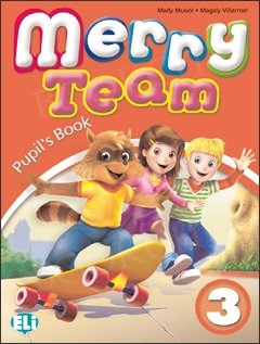 Merry Team 3 Pupil's Book