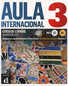 Aula Internacional Nueva Edición 3 Podręcznik + ćwiczenia + CD mp3