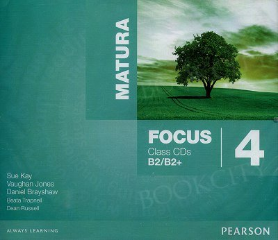 Matura Focus 4 (WIELOLETNI) Class CD