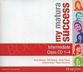 My Matura Success Intermediate (WIELOLETNI) Class CD