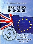 First Steps in English 2 CD-Audio +CD-MP3