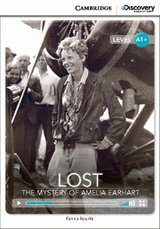 Lost: The Mystery of Amelia Earhart Book with Online Access