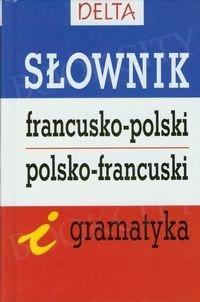 Słownik francusko-polski polsko-francuski i gramatyka