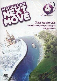 Macmillan Next Move 4 Audio CD