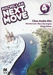 Macmillan Next Move 4 Audio CD