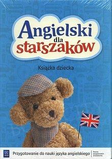 Angielski dla starszaków. Roczne przygotowanie przedszkolne Książka dziecka+CD