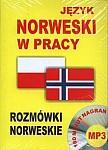 Język norweski w pracy Rozmówki norweskie ksiązka + CD mp3