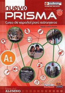 Nuevo Prisma nivel A1 Podręcznik + CD (wieloletni 2015)