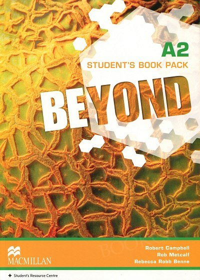 Beyond A2 Książka ucznia (standard)