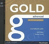 Gold Advanced (New Edition with 2015 exam specifications) Class CDs