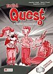 English Quest 1 (reforma 2017) książka nauczyciela