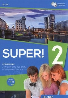 Super! 2 Podręcznik + Audio CD