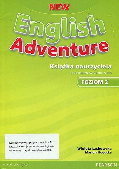 New English Adventure 2 książka nauczyciela