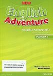 New English Adventure 2 (Reforma 2017) książka nauczyciela