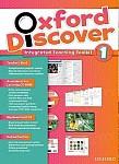 Oxford Discover 1 książka nauczyciela