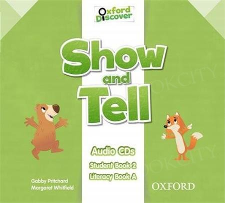 Oxford Show and Tell 2 Class CD (3)