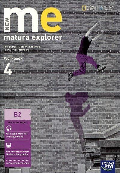Matura Explorer New 4 ćwiczenia
