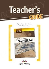 Agricultural Engineering Teacher's Guide