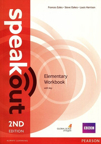 Speakout Elementary (2nd edition) Workbook (with key)
