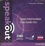 Speakout Upper-Intermediate (2nd edition) Class Audio CD