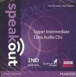 Speakout Upper-Intermediate (2nd edition) Class Audio CD