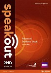 Speakout Advanced (2nd edition) Student's Book with DVD-ROM (bez kodu)