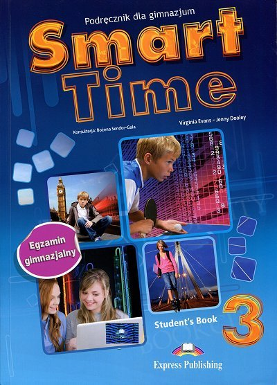 Smart Time 3 Student's Book (bez eBooka)