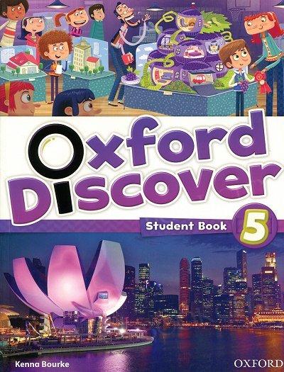 Oxford Discover 5 podręcznik