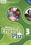 New English Plus 3 (WIELOLETNI 2016) podręcznik