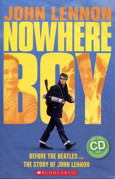 Nowhere Boy Książka + CD