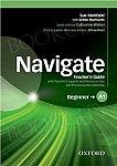 Navigate Beginner A1 Teacher's Guide with Teacher's Support and Resource Disc