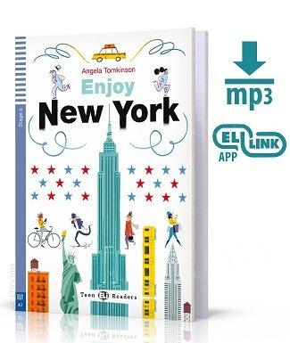 Enjoy New York Książka + audio online
