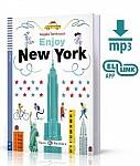 Enjoy New York (poziom A2) Książka+CD
