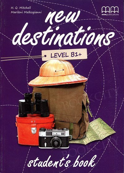 New Destinations B2 Teacher's Resource CD/CD-ROM