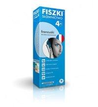 Fiszki francuskie. Słownictwo 4 Fiszki + program + mp3 online