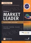 Market Leader 3rd Edition EXTRA Elementary Coursebook with DVD-ROM and MyEnglishLab Pin Pack