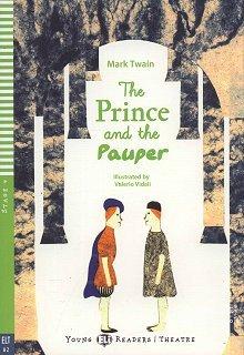 The Prince and the Pauper A2 książka + CD
