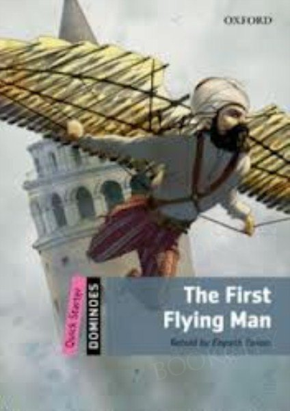 First Flying Man Book with MultiRom