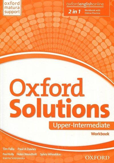 Oxford Solutions Upper-Intermediate ćwiczenia