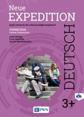 Neue Expedition Deutsch 3+ podręcznik