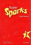 Super Sparks 3 (WIELOLETNI 2016) książka nauczyciela