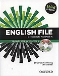 English File Intermediate (3rd Edition) (2013) Multipack A with iTutor and iChecker
