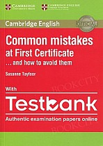 Common Mistakes at First Certificate with Testbank