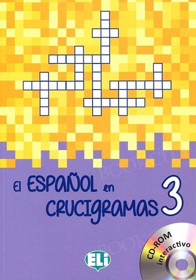 El espanol en crucigramas 3 Książka + CD-ROM