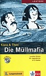 Die Mullmafia Klara i Theo Buch+MIniCD