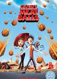 Cloudy with a Chance of Meatballs (Poziom 1) Reader + Audio CD