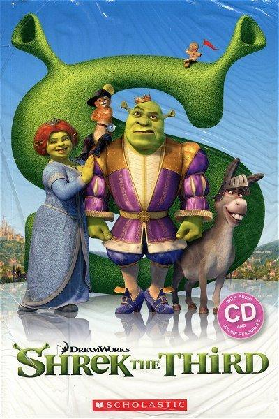 Shrek the Third (poziom 3) Reader + Audio CD