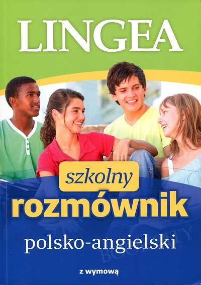Szkolny rozmównik polsko-angielski