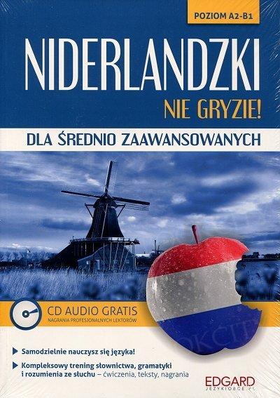 Niderlandzki nie gryzie Dla średnio zaawansowanych Książka+CD