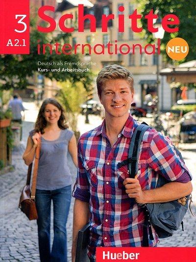 Schritte international neu 3 Podręcznik + ćwiczenia
